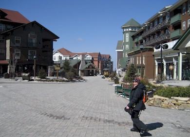 snowshoe village