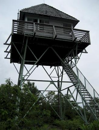 Green Knob Firetower