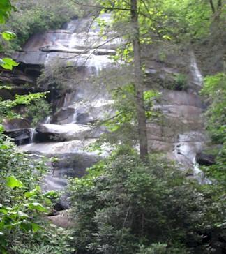 Toms Springs Falls