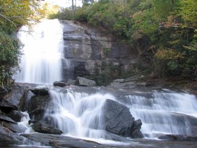 Greenland Creek Falls