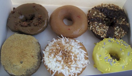Blue Collar Joe's Donuts