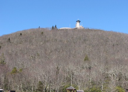 Brasstown Lookout Tower