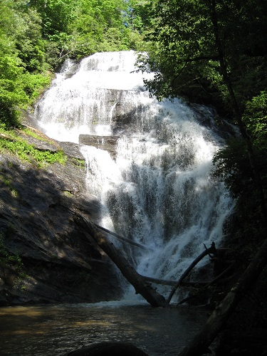 King's Creek Falls