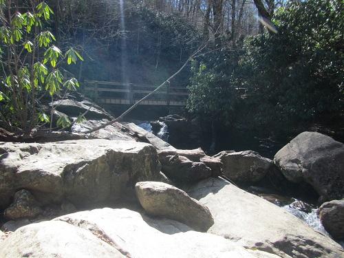 MST at Skinny Dip Falls