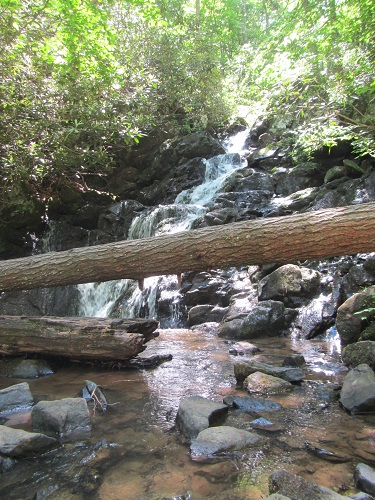 Comers Creek Falls