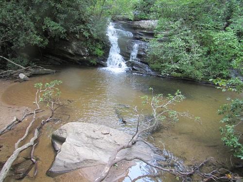 Pigpen Falls